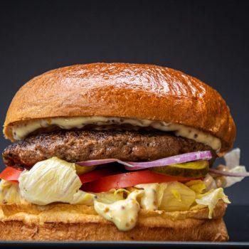 Burger Klasyczny czarny